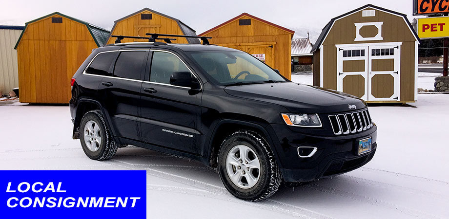 For Sale Used 2015 Jeep Grand Cherokee Laredo Stickshift Motors Cody, WY