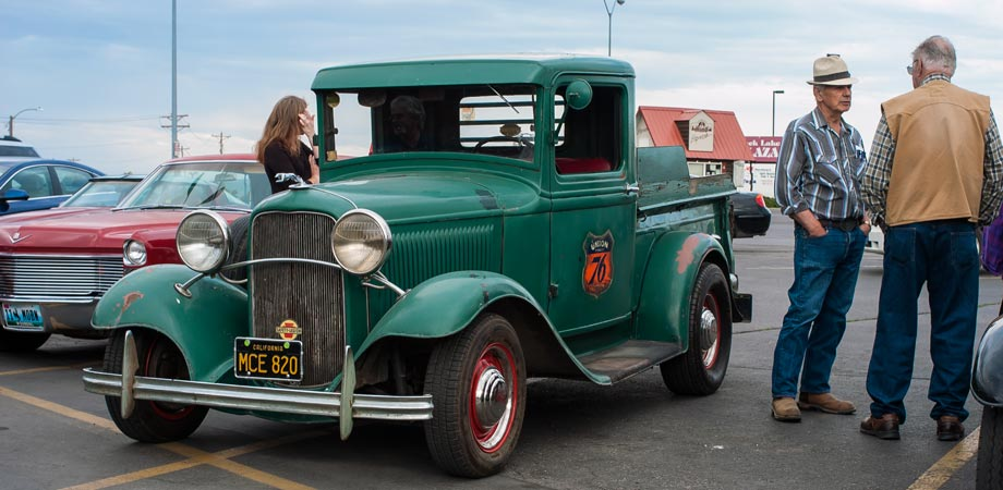 1932 Ford Pick Up Stick Shift Motors Cody Wyoming